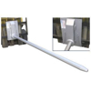 Picture of Carriage Mounted Roll Prong 40mm Diameter 1200mm Long