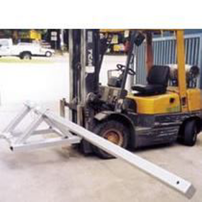 Picture of Tarp Spreader with Removable Prong