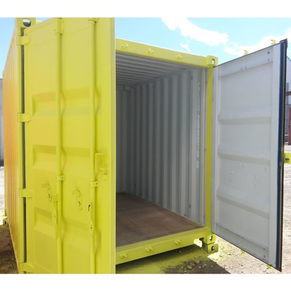 Picture of 20 Foot Double Door Shipping Containers (New)